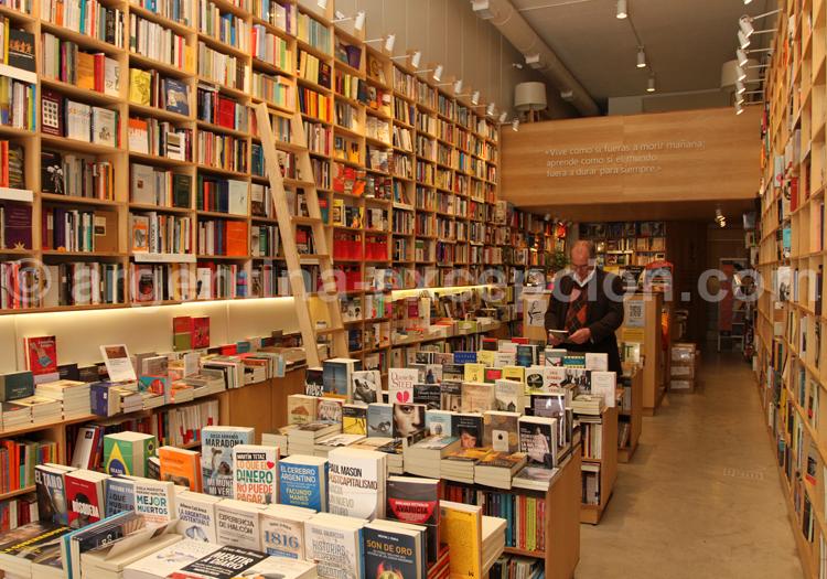 Les librairies de l'avenue Corrientes