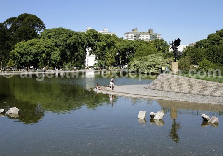 Parc Centenario, Caballito