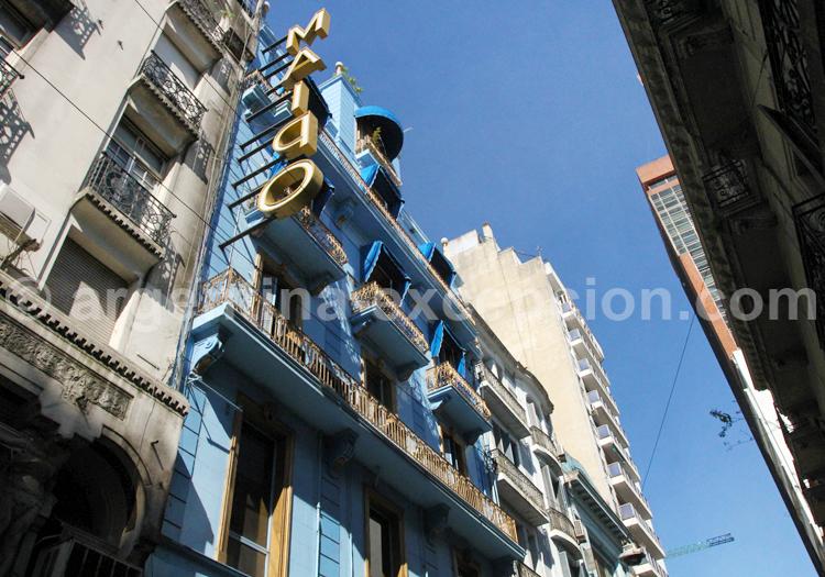Teatro Maipo, avenue Corrientes