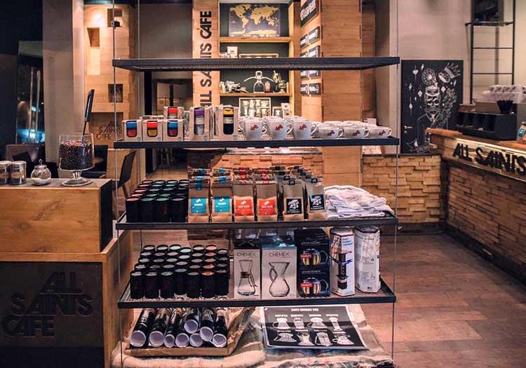Où prendre un café dans le quartier de Belgrano