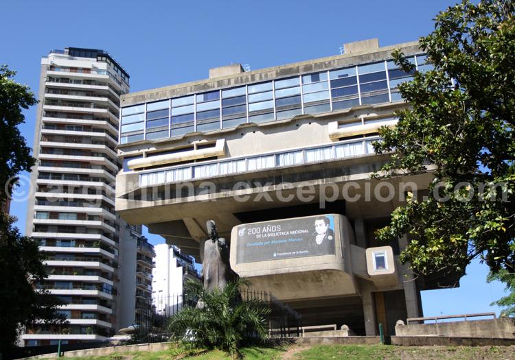 Bibliothèque Nationale Argentine