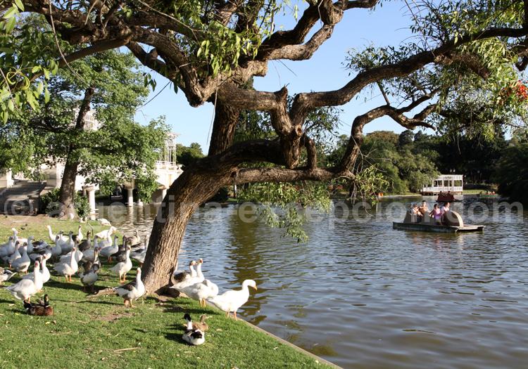 Parc 3 de Febrero, Palermo