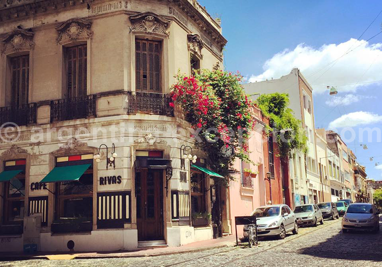 Café Rivas, San Telmo