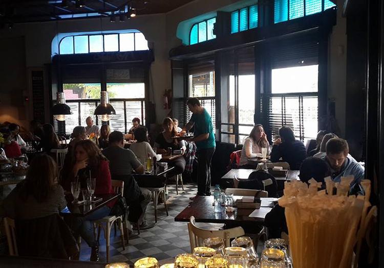 Bar restaurant Decata, Palermo