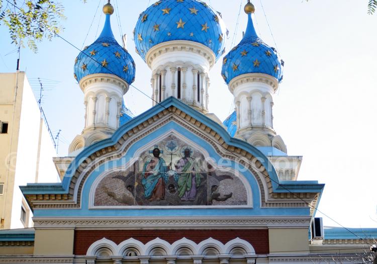 Eglise orthodoxe russe de San Telmo