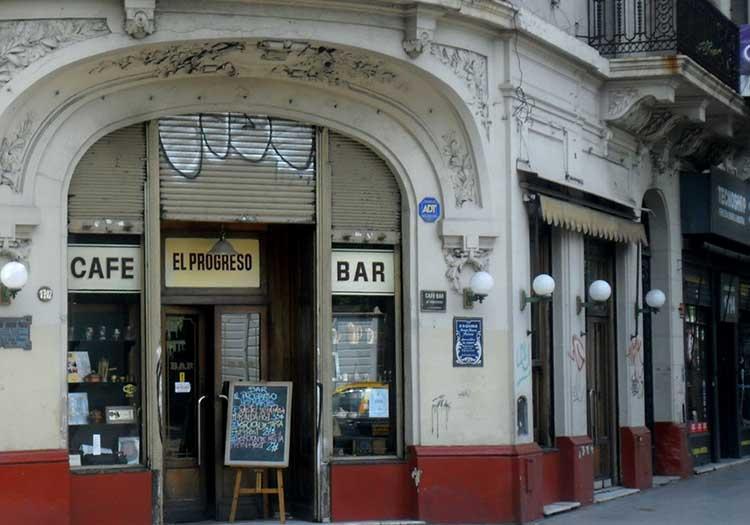 Café El Progreso
