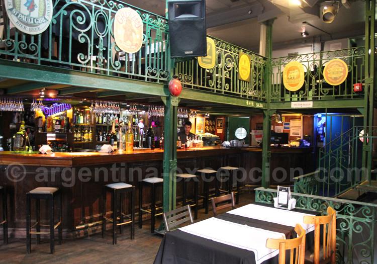 Bar El Verde, Microcentro
