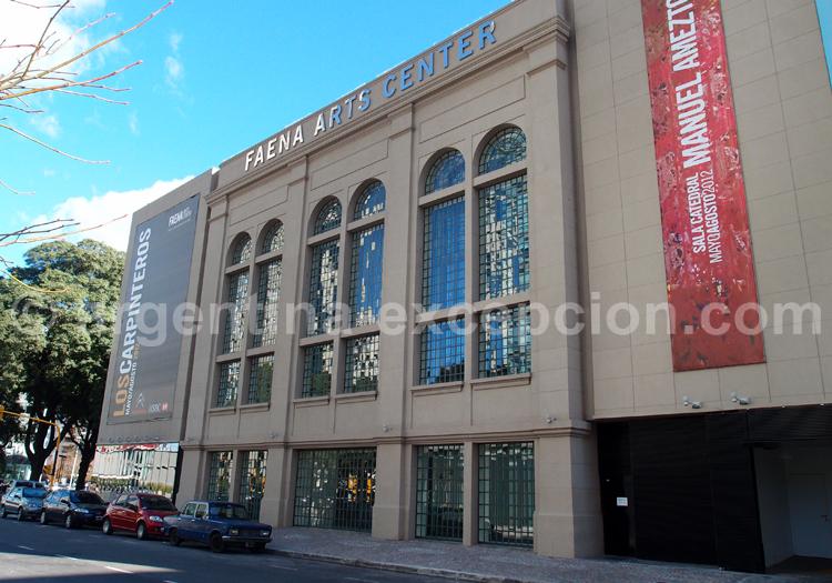Les musées de Puerto Madero