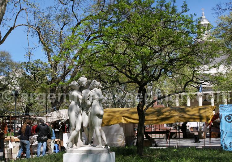 Feria de San Blas, Belgrano