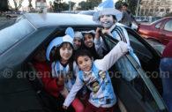Niños en Argentina