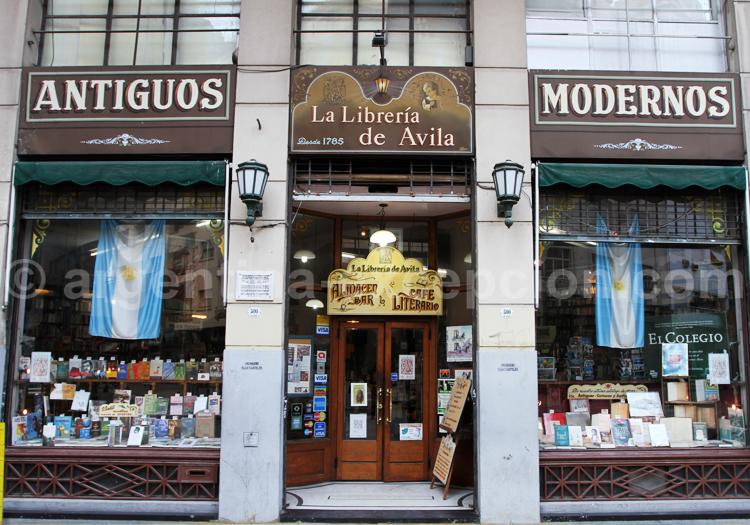Librairie Avila
