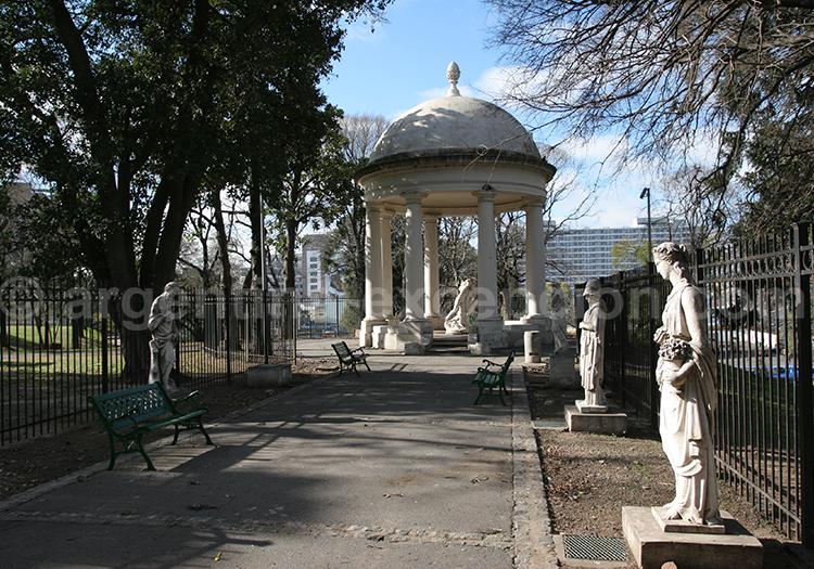 Parc Lezama, San Telmo