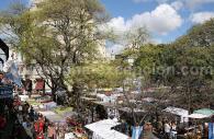 Place Dorrego, San Telmo