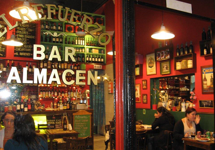 Restaurant El Resfuerzo