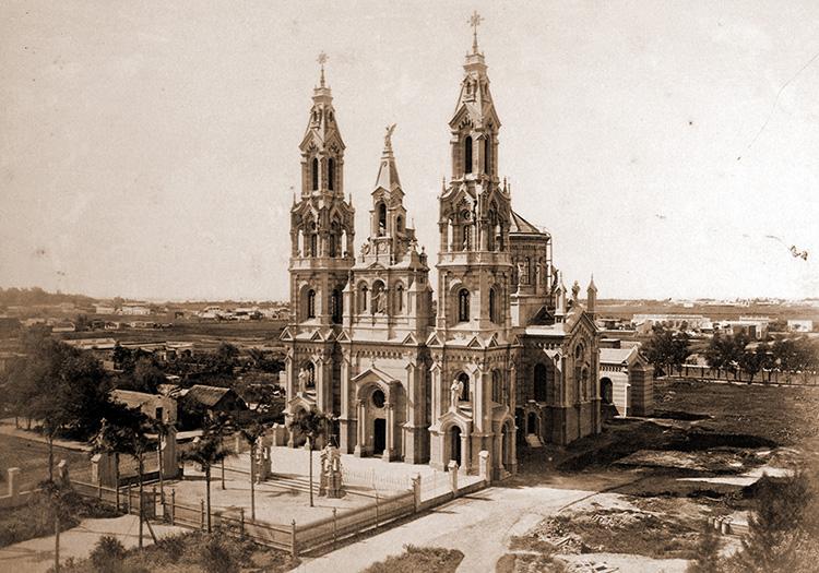 Santa Felicitas, Barracas