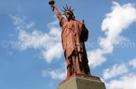 Statue de la liberté, Belgrano