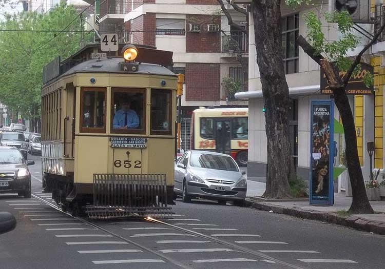 Tramway de Caballito