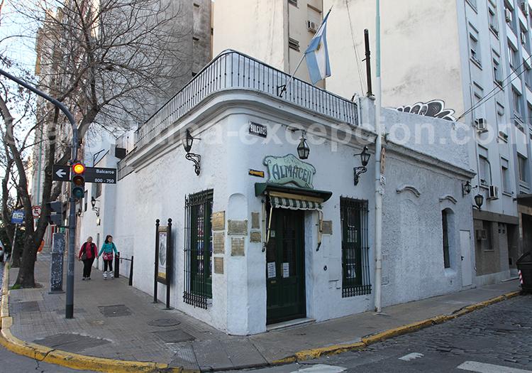 Viejo almacen, San Telmo