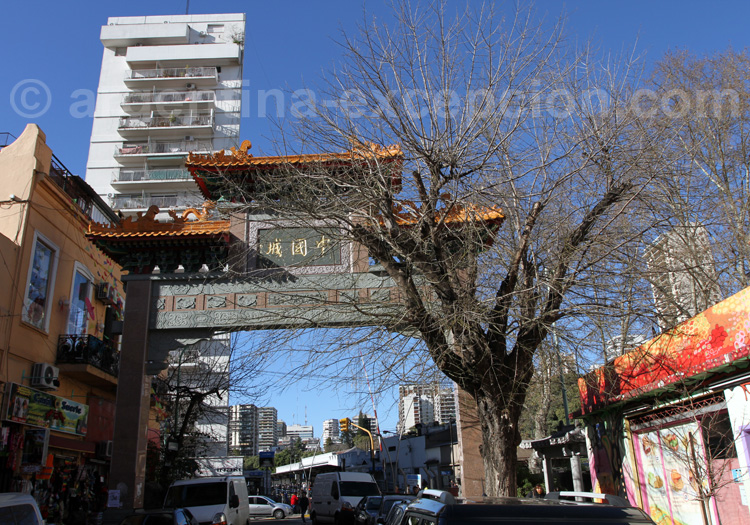 Barrio Chino, rue Arribenos