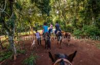 Randonnée à cheval, Misiones