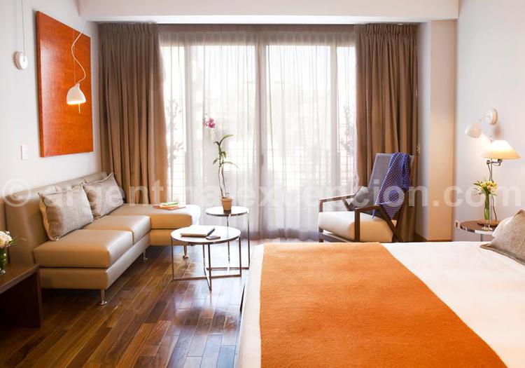 Palo Santo, Suite