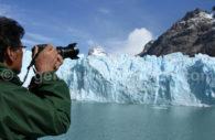Photographie du glacier Upsala