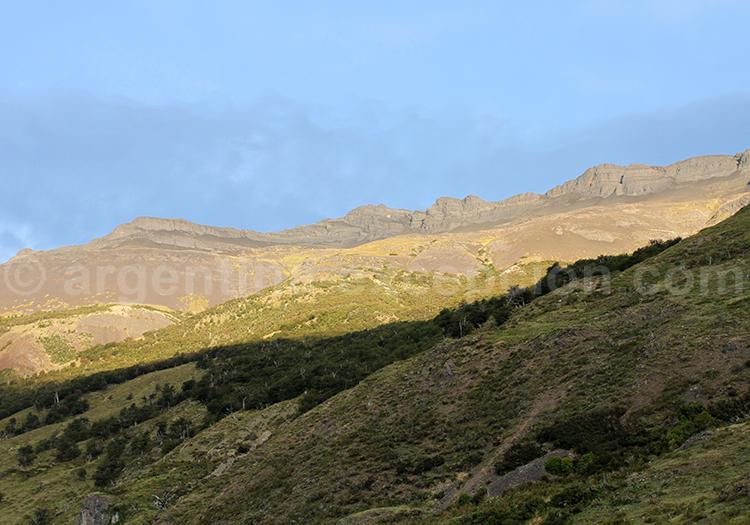 Paysage Patagonie argentine