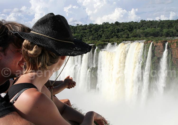 Voyage individuel à Iguazú