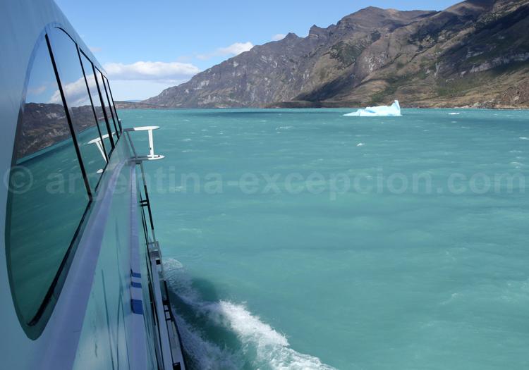 Croisière de luxe en Patagonie