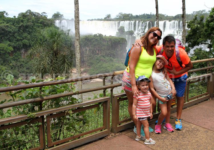 Site d'Iguazú, Litoral, Argentine