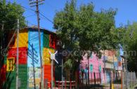 La Boca, quartier coloré
