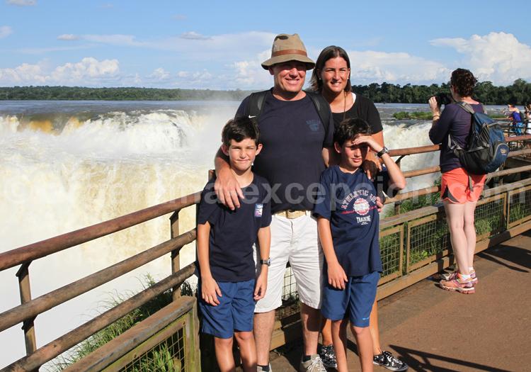 Voyage en famille, Argentine