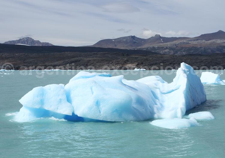 Iceberg à la dérive