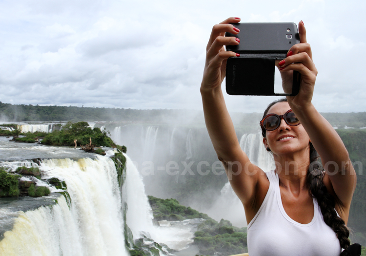 Visiter les chutes d'Iguazú