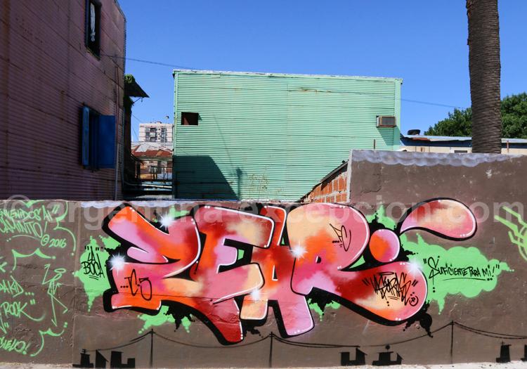 Art de rue, La Boca