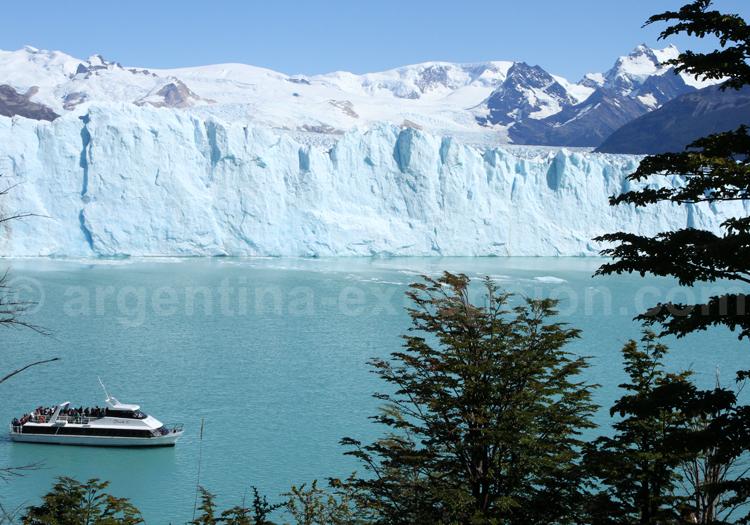 Excursion nautique Perito Moreno