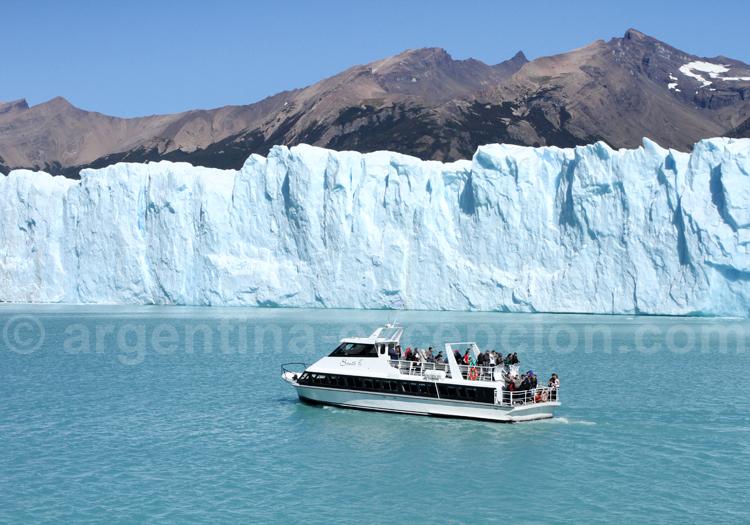 Cap sur le Perito Moreno