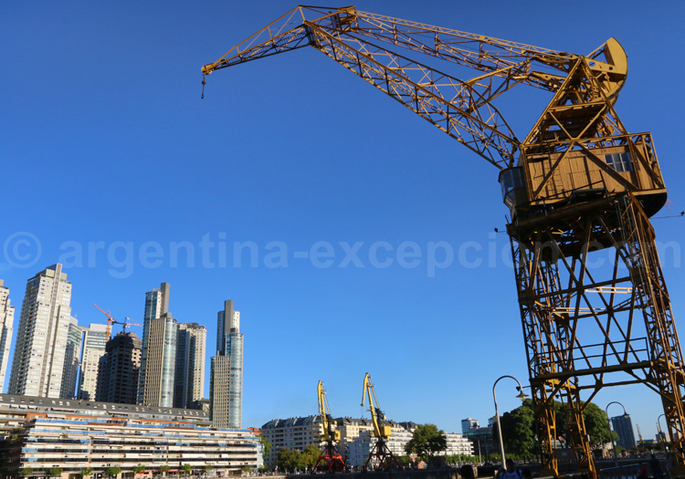 Quartier des affaires, Buenos Aires