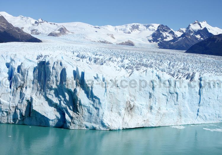 Champs de glace patagonique