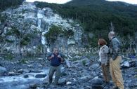 Cascades de Patagonie