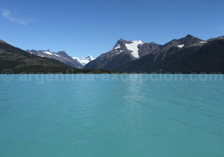 Région des glaciers, Patagonie argentine