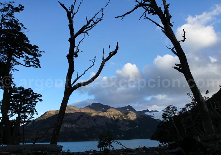 Bahia Toro, Patagonie, Argentine