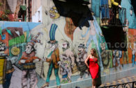 Fresque murale, Caminito