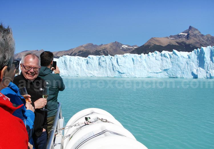Voyage exclusif, Perito Moreno, Patagonie