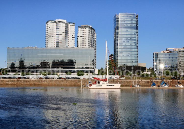 Docks de Puerto Madero