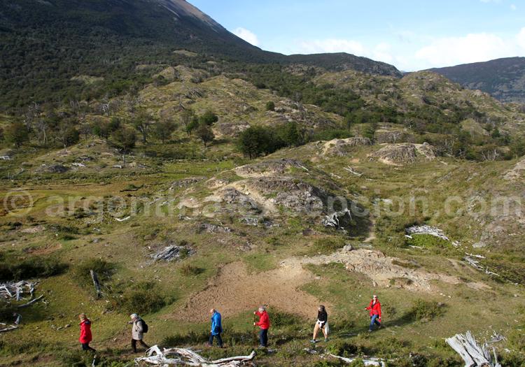 Séjour guidé en Patagonie