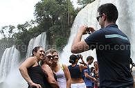 Passerelle, Parc national Iguazú