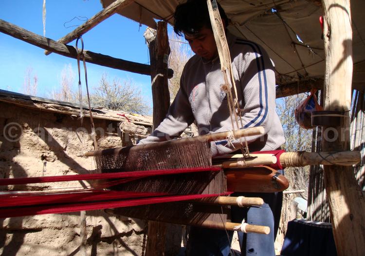 Tissage, savoir-faire ancestral