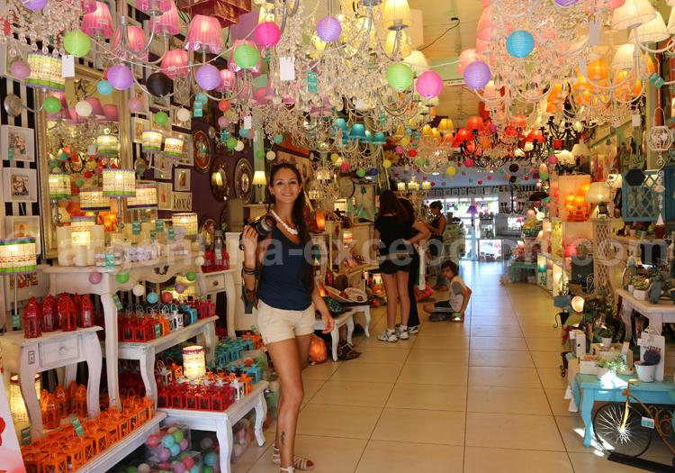 Shopping à Tigre