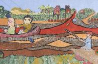 Kayak, Tigre, Delta du Parana